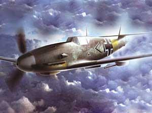 ICM - Bf 109F-4/R6, 1/48 - ICM48107
