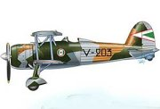 Italeri #IT2702 - FIAT CR.42 Falco Aces - 1/48