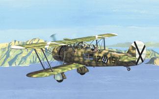 Classic Airframes 1/48 Romeo Ro. 37bis - CA 469