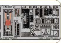 Re.2002 Zoom S.A. Detail - 1/48 EU4453