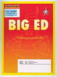 RE.2002 BIG ED DETAIL 48 - 1/48 EUB4923
